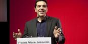 La situation devient de plus en plus difficile pour Alexis Tsipras - son parti est déjà divisé. Foto: Fraktion Die Linke im Bundestag / Wikimedia Commons / CC-BY 2.0