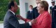 Ils semble s'apprécier, les deux. Mais le programme pour la gestion des réfugiés franco-allemand laisse à désirer. Foto: (c) Présidence de la République / L. Blevennec