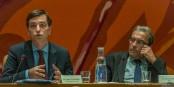 Alain Fontanel a rappelé la responsabilité de la capitale européenne - Strasbourg, la solidaire ! Foto: Claude Truong-Ngoc / Eurojournalist(e)