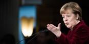 La chancelière Angela Merkel s'est défendu contre les critiques émanant de son propre parti, la CDU. Foto: Kleinschmidt / MSC / Wikimedia Commons / CC-BY-SA 3.0