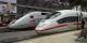 TGV und ICE Seite an Seite - dieses Bild wird man im Frankfurter Bahnhof künftig noch häufiger sehen. Foto: Wing / Wikimedia Commons / CC-BY-SA 3.0