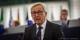 Chef du gouvernement et ministre des finances au Luxembourg, Jean-Claude Juncker ne se souvient pas qui a fait les lois favorisant l'évasion fiscale dans son pays... Foto: Claude Truong-Ngoc / Eurojournalist(e)