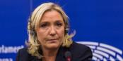 Marine Le Pen liegt in den Umfragen vorne. Eine echte Sympathieträgerin... Foto: Claude Truong-Ngoc / Eurojournalist(e)