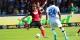 Une position de tir exemplaire - Maximilian Phillip marque le 1-0 contre le FSV Frankfurt. Foto: Eurojournalist(e)