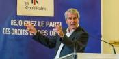 Philippe Richert ist bereits voll im Wahlkampfmodus um die Präsidentschaft der neuen ostfranzösischen Superregion ACAL. Foto: Claude Truong-Ngoc / Eurojournalist(e)