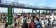 Bei afrikanischer Hitze und toller Stimmung trommelte sich der Eurodistrikt Straßburg-Ortenau in eine die Grenzen überschreitende Extase... Foto: Felix Neumann / Eurojournalist(e)