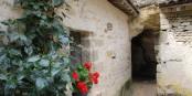 Rochemenier im Anjou - hier haben die Menschen Jahrhunderte lang wie im Auenland gelebt. Foto: Eurojournalist(e)