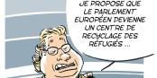 Daniel Cohn-Bendit - même si on l'aime bien, parfois il ferait mieux de se taire. Surtout quand il s'agit de Strasbourg. Foto: Alex