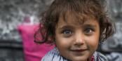 Ein syrisches Flüchtlingsmädchen in Budapest. Und was wäre, wenn das Ihre Tochter wäre? Foto: Mstyslav Chernov / Wikimedia Commons / CC-BY-SA 4.0
