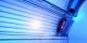 Da auf Sonnenbänken das Risiko für Hautkrebs steigt, will der französische Senat sie verbieten. Foto: Manwalk / www.pixelio.de