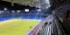 """Hier im Basler """"Joggeli"""" macht Fußball-Schauen grade richtig viel Spaß - der FC Basel ist erneut auf dem Weg zur Meisterschaft! Foto: Luca-bs / Wikimedia Commons / CC-BY-SA 3.0"""