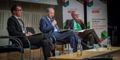 Gestern diskutierten die Experten des Oberrheins, wie man grenzüberschreitend den Klimaschutz fördern kann. Foto: Claude Truong-Ngoc / Eurojournalist(e)