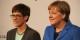 La ministre-présidente de la Sarre, Annegret Kramp-Karrenbauer, se trouve en pole position pour la succession d'Angela Merkel. Foto: Eurojournalist(e)