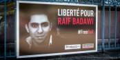 L'attribution du Prix Sacharov 2015 à Raif Badawi peut appuyer la demande du monde entier - libérez-le ! Foto: Claude Truong-Ngoc / Eurojournalist(e)