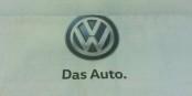 """L'époque où cette publicité suffisait pour vendre des voitures """"made in Germany"""" semble révolue... Foto: Eurojournalist(e)"""