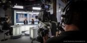 """Samedi, des journalistes de différentes pays européens analyseront la séance pleinière au Parlement Européen dans """"La Voix est libre"""" sur France 3 Alsace. Foto: Claude Truong-Ngoc / Eurojournalist(e)"""