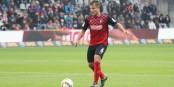 Avec son but à la 62e minute, Amir Abrashi sauve au moins un point chez le MSV Duisburg. Foto: Eurojournalist(e)