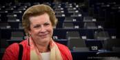 Catherine Trautmann kämpft dafür, dass das Europäische Parlament komplett nach Straßburg umzieht. Wofür es viele gute Argumente gibt. Foto: Claude Truong-Ngoc / Eurojournalist(e)