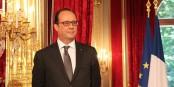 François Hollande agiert gerade wie 2001 George W. Bush. Das macht ihn zwar populärer, löst aber die aktuellen Probleme nicht. Foto: ActuaLitté / Wikimedia Commons / CC-SA 2.0