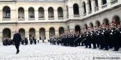 Frankreich trauert sehr würdevoll um seine Opfer. Europa beschränkt sich darauf, nur zuzuschauen. Foto: (c) Présidence de la République