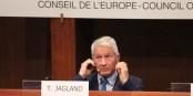 Der Generalsekretär des Europarats Thorbjörn Jagland sollte für das WFD 2016 endlich einmal ehrgeizige Ziele definieren. Das würde nämlich der Straßburger Veranstaltung gerecht werden. Foto: Eurojournalist(e)