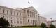 Das portugiesische Parlament, der imposante Palacio Sao Bento, könnte am Dienstag Schauplatz des Sturzes der Regierung werden. Foto: Stefan Didam, Schmallenberg / Wikimedia Commons / CC-BY-SA 3.0