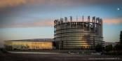 Voilà ce qui devrait être le siège unique du Parlement Européen - en parfait état, extensible et beau. Foto: Claude Truong-Ngoc / Eurojournalist(e)