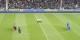 Comme dans tous les autres stades allemands, le public et le joueurs respectaient une minute de silence pour rendre hommage aux victimes du terrorisme. Foto: AB / Eurojournalist(e)