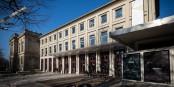 """Das """"Théâtre National de Strasbourg"""", eine der ersten Theater-Adressen in ganz Frankreich. Foto: Claude Truong-Ngoc / Eurojournalist(e)"""
