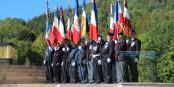 """Jahr für Jahr ermahnen uns die würdigen Veteranen, dass es """"Nie wieder Krieg"""" geben darf. Doch niemand scheint sie mehr zu hören. Foto: Eurojournalist(e)"""