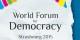 Die Thematik des 4. Weltforums für Demokratie ist aktueller, als wir uns das gewünscht hätten. Foto: Council of Europe