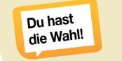 """""""Die Ausübung des Wahl- und Stimmrechts ist Bürgerpflicht."""" - Artikel 26, Absatz 3 Landesverfassung Baden-Württemberg. Bild: LzB"""