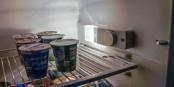 Alter Kühlschrank am Start? Die Stromeffizienzprüfung gibt Aufschluss. Foto: Bicker