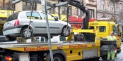 En Allemagne comme en France - si vous ne faites pas attention, votre voiture partira à la fourrière... mauvais plan... Foto: Frank C. Müller, Baden-Baden / Wikimedia Commons / CC-BY-SA 2.5