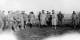 """""""Christmas Truce"""" 1915 - Britische und deutsche Soldaten feiern gemeinsam Weihnachten an der Westfront. Der vielleicht menschlichste Moment des I. Weltkriegs. Foto: Harold B Robson / Imperial War Museum / Wikimedia Commons / PD"""