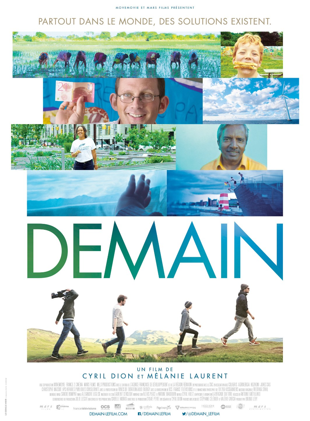 Demain Mars Distribution Affiche