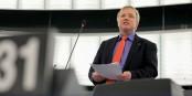 Arne Gericke (Familien-Partei) ist der aktuell wohl mutigste Europaabgeordnete. Der für Strassburg kämpft wie kein anderer. Foto: Familien-Partei Deutschland