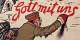 Gegen Ende eines Kriegs, wenn Millionen Menschen gestorben sind, merkt man meistens, dass Krieg doch ziemlich schlimm ist und dann verspricht man sich, dass es so etwas nie wieder geben darf. Bis zum nächsten Mal. Foto: Barrère Adrien (1877 -  1931), Illustrateur / Wikimedia Commons / PD