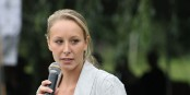 Marion Maréchal-Le Pen hat es in der Region PACA ebenso wenig geschafft wie FN-Vize Philippot in Ostfrankreich. Foto: (c) Gauthier Bouchet / Wikimedia Commons / CC-BY-SA 3.0
