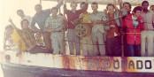 """Chez EUX, le """"bateau est plein"""" - mais pas chez nous. Quoi qu'on vous dise... Foto: U.S. Homeland Security / Wikimedia Commons / PD"""