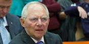 Auch 2015 wird es für Wolfgang Schäuble wohl kaum einen Titel geben... Foto: (c) Robin Krahl / Source: Wikimedia Commons / CC-BY-SA 4.0