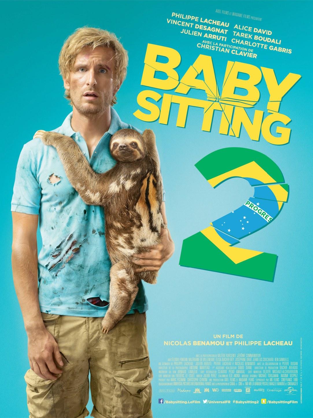 babysitting 2 affiche