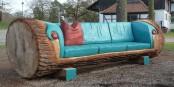 Das neue 'Sofa' auf dem Mundenhof. Foto: Stadt Freiburg