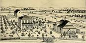 Viel hat sich in Warrensburg, Missouri, seit 1887 nicht verändert. Bei so viel Trostlosigkeit fängt man eben an, nach Primzahlen zu jagen... Foto: Chapman Publishing Company, Chicago, Ill. / Wikimedia Commons / PD