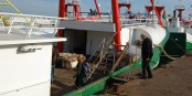 """Avec un tel bateau, le projet """"Jugend rettet"""" compte sauver des réfugiés en Méditerranée. Foto: www.jugendrettet.org"""