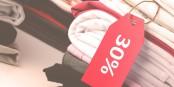 Lors des soldes, il convient de faire attention en ce qui concerne les achats en ligne. Foto: (c) ZEV