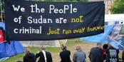 Die Schweizer scheinen diesen verzweifelten Ruf geflüchteter Sudanesen gehört zu haben. Foto: Bernd Schwabe from Hannover, Germany / Wikimedia Commons / CC-BY-SA 3.0