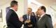David Cameron, Dinald Tusk, François Hollande - ce ne sont pas eux qui sauveront l'Europe. Foto: (c) Présidence de la République / M. Etchegoyen