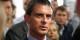 """Der französische Premierminister Manuel Valls hält nicht viel von der """"Achse Paris-Berlin"""". Was politisch ziemlich kurzsichtig ist. Foto: Briand / Wikimedia Commons / CC-BY-SA 3.0"""