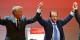 Ob der neue Außenminister Jean-Marc Ayrault und sein Chef François Hollande 2017 immer noch jubeln können, bleibt abzuwarten. Foto: Selbymay // Wikimedia Commons / CC-BY-SA 3.0